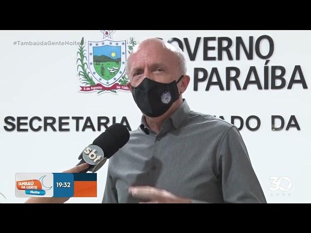Paraíba realiza dia D de vacinação neste final de semana -  Tambaú da Gente Noite