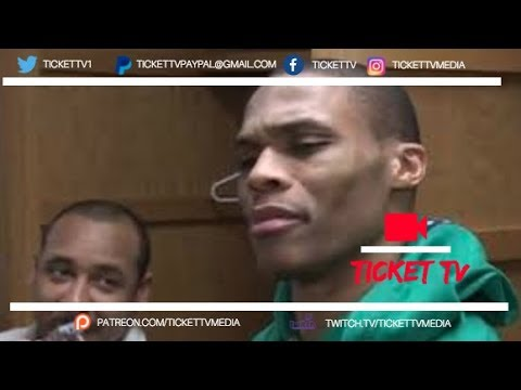 BREAKING NEWS! RUSSELL WESTBROOK POSSIBLY SUSPENDED FOR GAME 5 VS. JAZZ OF NBA PLAYOFFS!