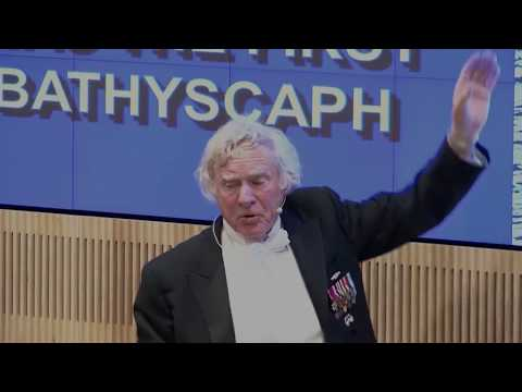 Don Walsh THE BATHYSCAPH TRIESTE STORY