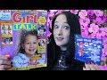 *ASMR* Nostalgia: Leafing through Girl Talk Magazine (Feb-March 2002!) | Amy McLean