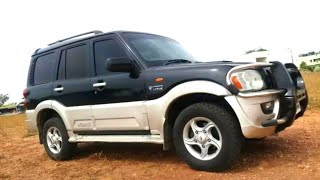 Mahindra Scorpio SLX Car Sale Second hand Mahindra Scorpio VLX Car Sales