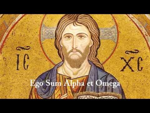 Pax Vobis & Ego Sum Alpha Et Omega - Ensemble Organum
