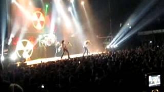 Megadeth - Hangar 18 - 01/05/2014 - Estadio Malvinas Argentinas