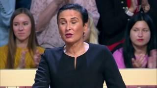 Модный приговор HD (30.09.16) Любовь Лапшина двойник Софи Лорен