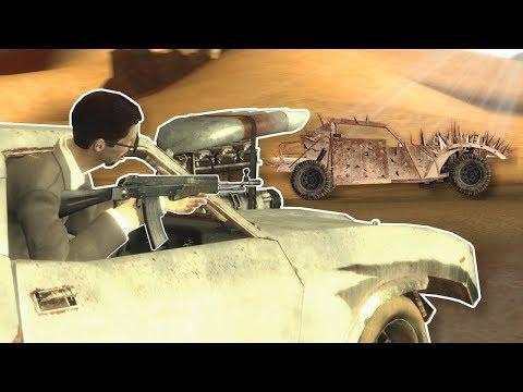 MAD MAX APOCALYPSE RACE! - Garrys Mod Gameplay - Apocalypse Nuke Race!