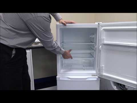 Lec T5039 50cm Fridge Freezer Demonstration
