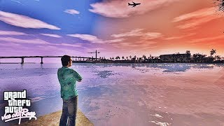 GTA:IV - Vice City RAGE GLOBAL MOD - Gameplay (With Trainer) - Crazy Moments