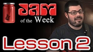 Jam of the Week - Lesson 2: Two Chord Reggae Jam