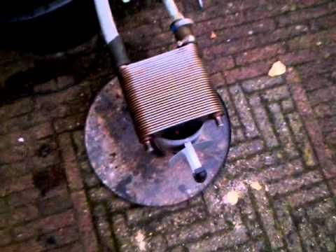 how to make a hot tub heater
