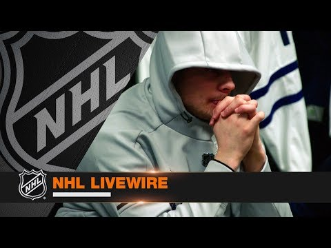 NHL LiveWire: Maple Leafs, Bruins mic'd up for pivotal Game 5