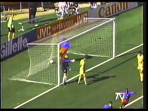 USA 94 - Rumania 3 Colombia 1 - Grupo A