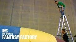 "Rob Dyrdek Refines The Term ""Fun Run"" | Fantasy Factory"