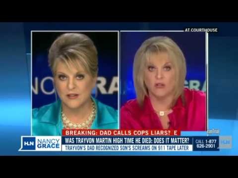 Watch Nancy Grace Debate Herself Over Marijuana