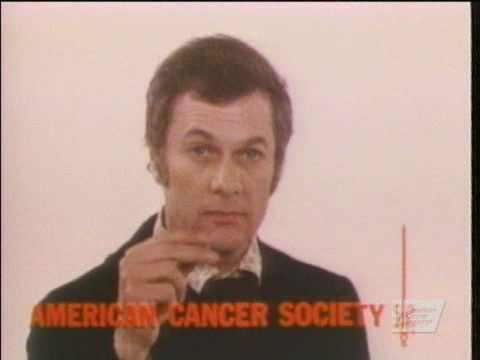 1960's American Cancer Society PSAs