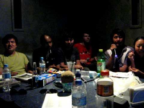 Bohemian Raphsody By Anime UTS Club At Karaoke World Sydney