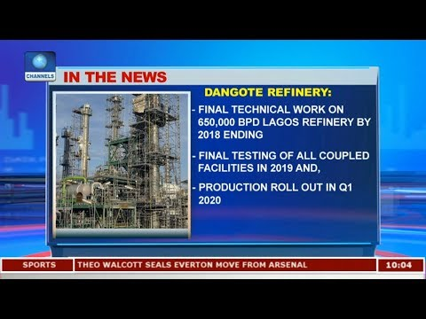 Focus On Business Headlines,Markets,Oil Price Movement & Refineries Pt.1 |Business Morning|