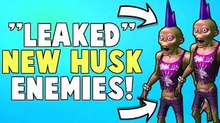 """Nouveaux ennemis Husk - Husk Harvester """"LEAKED""""! Fortnite Save The World Nouvelles"""