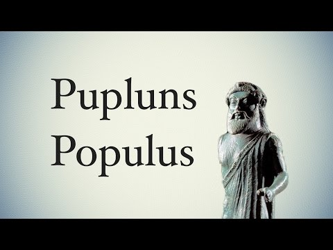 Populus, the Roman People