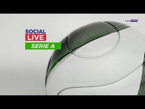 🔴🇮🇹 social live spécial serie a avec philippe genin et gregory paisley