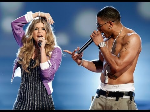 Nelly & Fergie - Party People (live) 2008