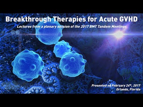 Acute GVHD: Biomarkers and Biology