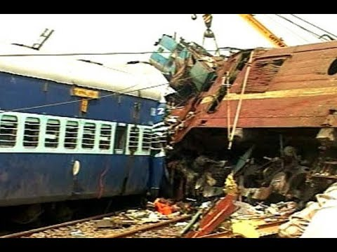 Top 10 Biggest Train Accidents In India Dangerous Train Accidents Worst India Train Crash