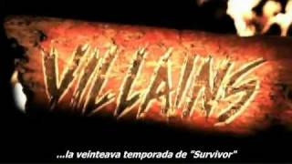 Survivor: Héroes Vs. Villanos -  Episodio 14 (Español)
