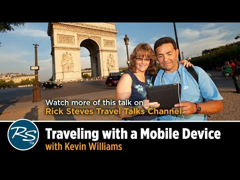 Traveling with a Mobile Device: Where to Find Wi-Fi in Europe