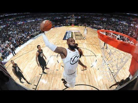 Team LeBron vs Team Stephen | Full Game Highlights |  2018 NBA All-Star Game