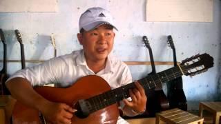[Hướng dẫn] Nhỏ ơi - Guitar Solo - Chí Tài hát - Phần Intro