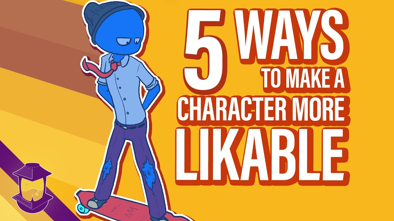 How to create a character 15