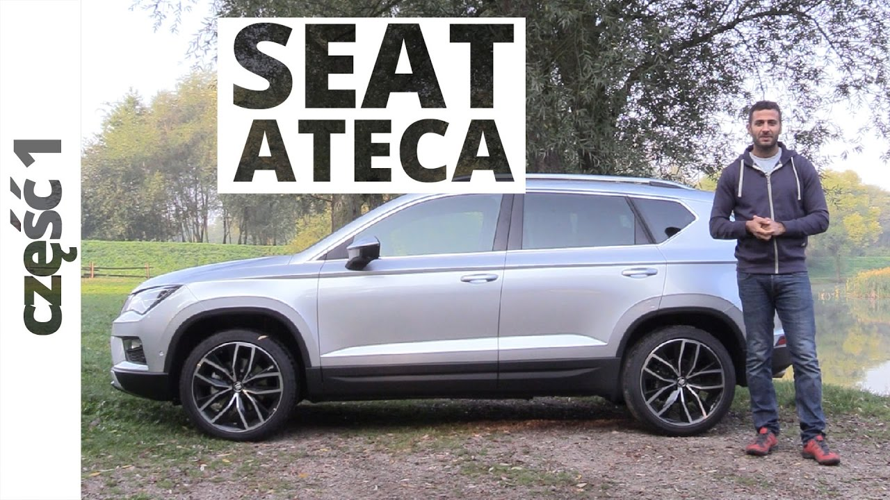 seat ateca 2 0 tdi 150 km 2016 test 291 youtube. Black Bedroom Furniture Sets. Home Design Ideas
