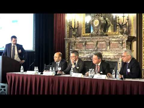 2016 10th Annual Invest in International Shipping & Offshore Forum Containers - Panel Discussion