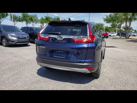 2019 Honda CR-V Winter Garden, Clermont, Winderemere, Winter Park, The Villages, FL KA016983