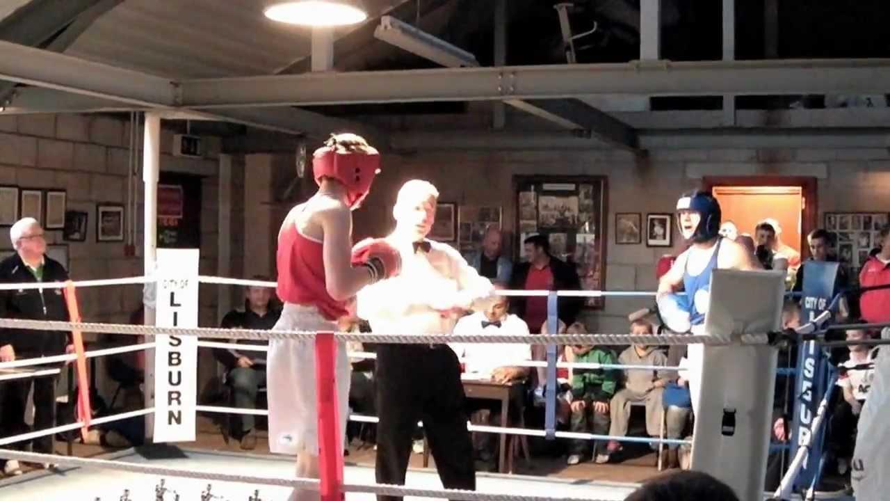 Amateur Boxing Fight 82