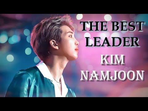 [BTS] THE BEST LEADER KIM NAMJOON   part 2