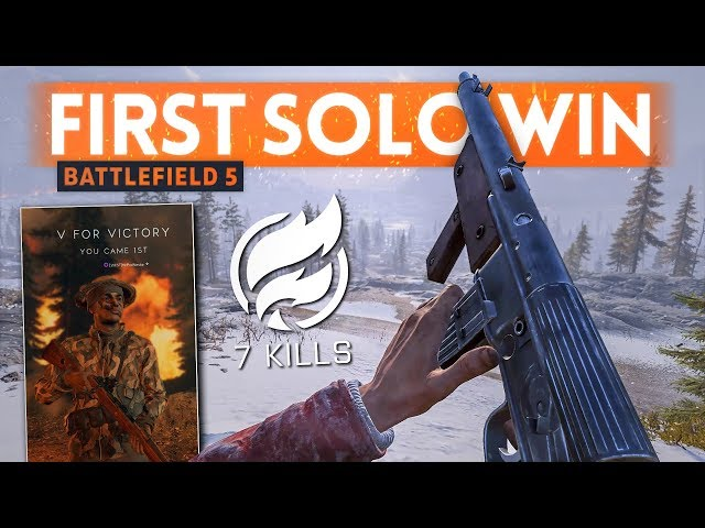▷ How to play the Battle Royale of Battlefield 5 Firestorm