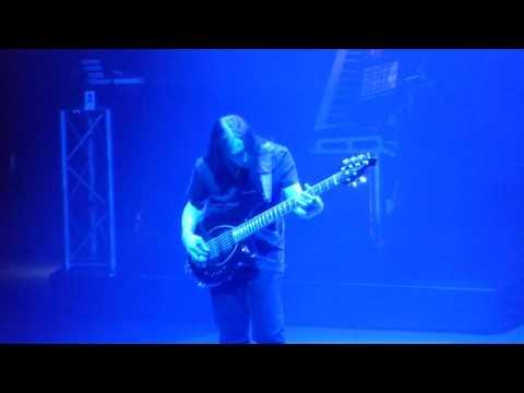 Dream Theater - Portrait of Tracy / As I Am + Enter Sandman - live @ Samsung Hall, Zurich 03.02.2017