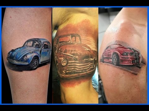Thumbnail: Best Car Tattoos Video