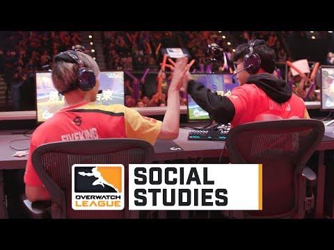 Shanghai Dragons | Social Studies | Overwatch League