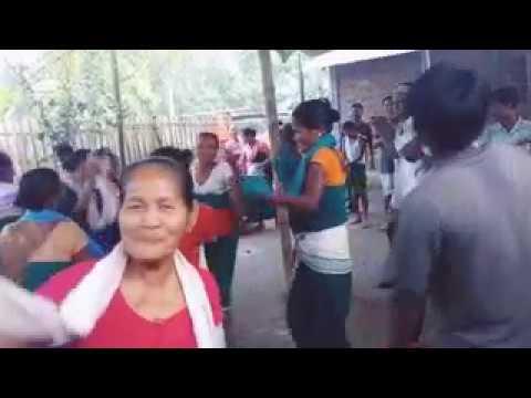 Dongkaphara  Celebrating Bwisagu advance..
