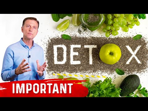 Do This Before Your Detox: IMPORTANT