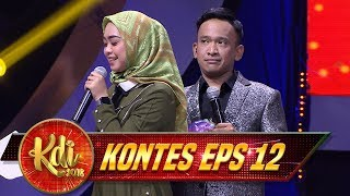 Cie!! Ria Ricis Kepengen Di Panggil Umi Sama Abi - Kontes KDI Eps 12 (21/8)