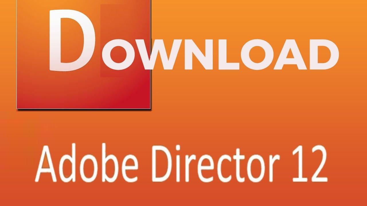 Adobe Director Mac Torrent