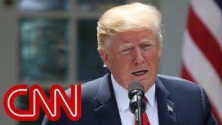 CNN investigation debunks Trump's conspiracy theory