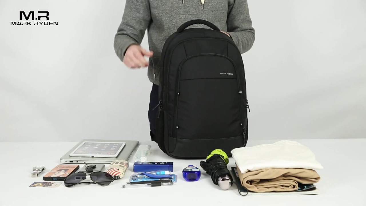 Відео огляд рюкзака Mark Ryden MR9010