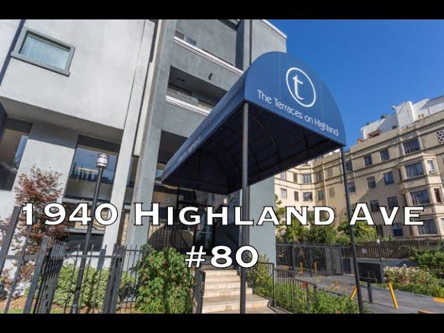 1940 N Highland Ave #80, Los Angeles, CA 90068