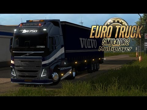ETS2 Mp - Idiots on the road Pt.75