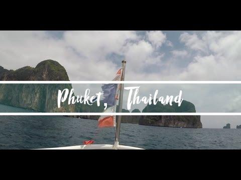 How to Travel Phuket, Thailand in three days