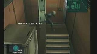 LETS PLAY Metal gear solid 2 plant chapter part 5